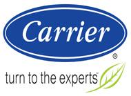 Logo klimatizací Carrier