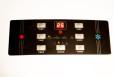 Klimatizace SINCLAIR mobilní AMC-11AN | Ovládací panel
