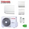 Klimatizace TOSHIBA AvAnt RAS split | Klimatizace do bytu