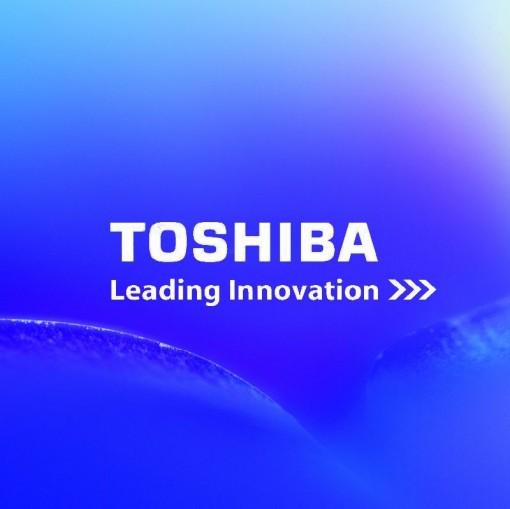 Logo klimatizací Toshiba